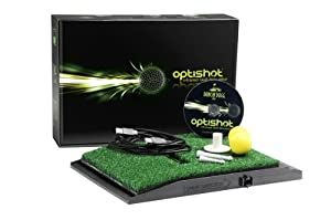 Dancin Dogg OptiShot Infrared Golf Simulator (Now Includes 3 Free Championship... by Dancin