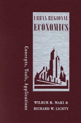 Urban Regional Economics