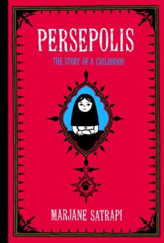 Persepolis: The Story of a Childhood, Marjane Satrapi