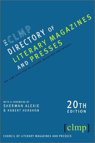 Image for The CLMP Directory of Literary Magazines and Presses