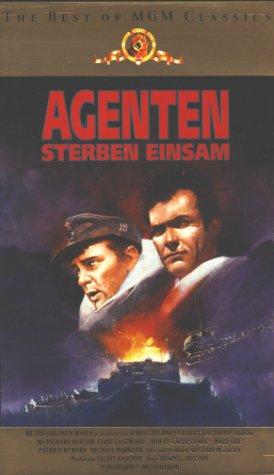 Agenten sterben einsam [VHS]