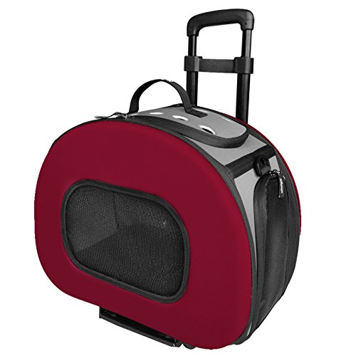 tough-shell-wheeled-collapsible-final-destination-pet-carrier-red-one-size