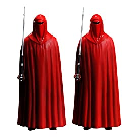 Kotobukiya Star Wars: Emperor's Royal Guard ArtFX+ Statue, 2-Pack