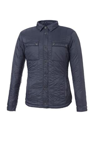 Tucano urbano 8911MF023B4 rUDY-respirant, windproof and water-repellent padded veste matelassée short-bleu-taille m