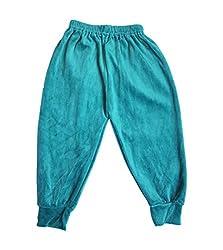 Upside Down Velvet Pants( SPTURQUOISE_Turquoise,6-9 Months)