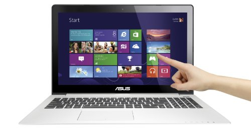 ASUS ViVoBook S500CA-DS51T 15.6-Inch Laptop ( Black )