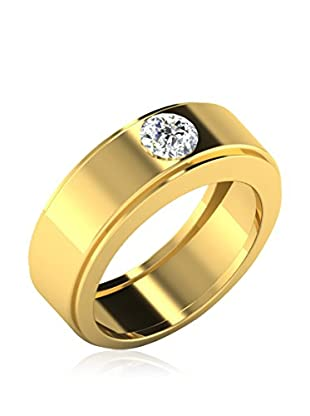 Friendly Diamonds Anillo FDR7697Y (Oro Amarillo)
