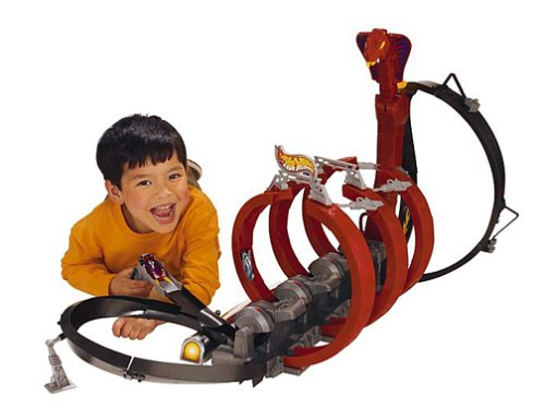 Hot Wheels Serpent Cyclone - Buy Hot Wheels Serpent Cyclone - Purchase Hot Wheels Serpent Cyclone (Hot Wheels, Toys & Games,Categories,Play Vehicles,Vehicle Playsets)