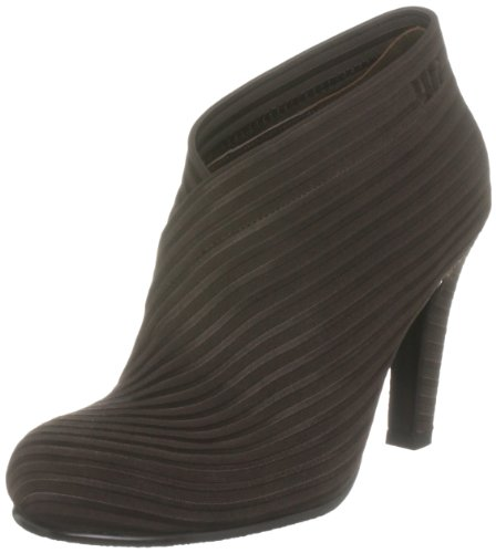 United Nude Women's Fold Hi Dark Brown Ankle Boots 480806033 8 UK