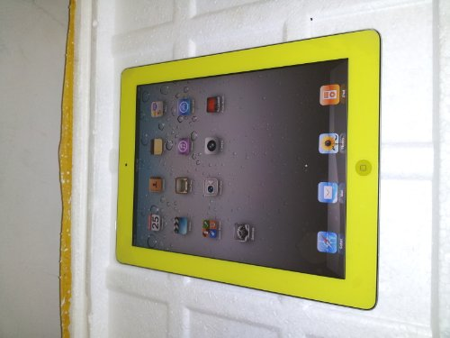 Apple Ipad 2 Mc979ll a Tablet 16gb Wifi Yellow 2nd Generation By Apple By Apple