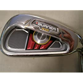 Taylor Made Burner XD 6 iron (Graphite ReAx Superfast Stiff) 6i Golf Club