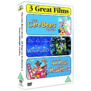 Tom'S Midnight Garden / The Care Bears Movie / All Dogs Go To Heaven 2 [Region 2] front-330146