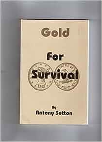 C ANTONY SUTTON