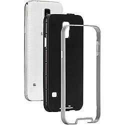 Case-Mate Alpina CM030960 Slim Tough Case for Samsung Galaxy S5 (Black-Silver)