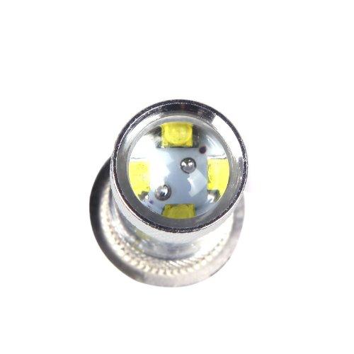 Kingzer 80W 1156 Ba15S Osram 16 Led Car Tail Turn Backup Reverse Light Bulb Lamp White