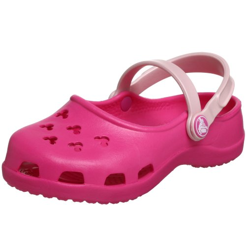 CROCS Minnie Maus Mary Jane, pink Gr. J 1/3 (Gr. 32 bis 35)