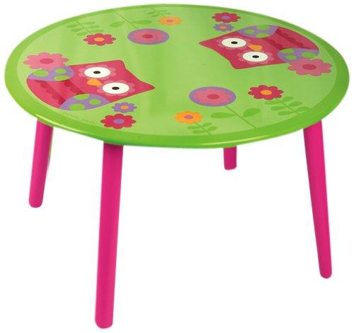 Stephen Joseph Kids Table, Owl front-1004204