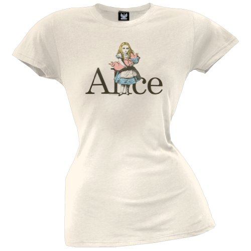 Alice in Wonderland Women's Turned Into Pigs T-Shirt