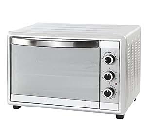 Havells 45 RSS Premia MX 1800-Watt Toaster Oven (Silver) at amazon
