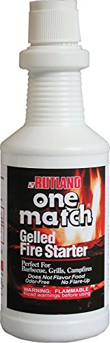 One Match  Gel Fire Starter, 32 fl. oz. (Coal Stove Fire Starter compare prices)