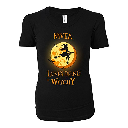 nivea-loves-being-witchy-halloween-gift-ladies-t-shirt-black-ladies-2xl