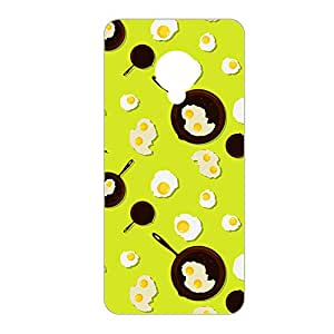 Vibhar printed case back cover for Karbonn Mach 5 Omlet