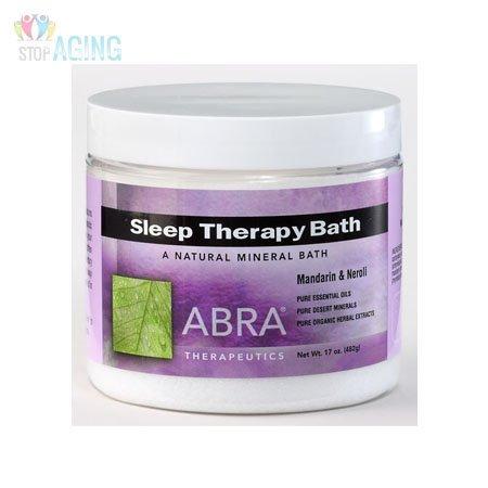 Abra Therapeutics Sleep Therapy Bath Mandarin And Neroli 17 Oz