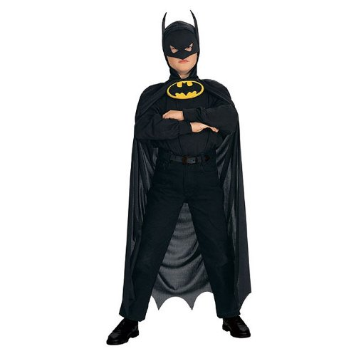 Standard Batman Costume - Kids Superhero Costumes