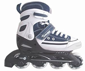 Chicago Rally Jr. Boys Adjustable Inline Skate by Chicago