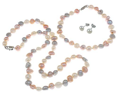 treasurebay-beautiful-multi-coloured-irregular-freshwater-pearl-necklace-bracelet-and-earrings-jewel