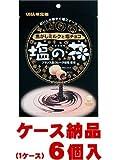 味覚糖塩の花焦がしミルクと塩チョコ 6個入 【1ケース納品】
