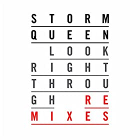 Look Right Through (Lil Silva Remix)