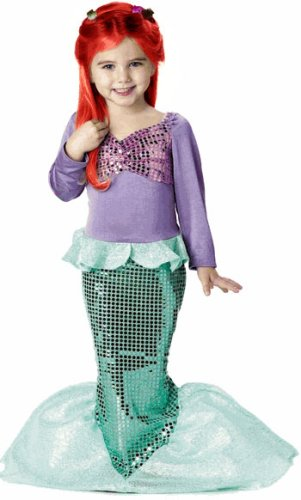 Little Mermaid Costume - X-Small