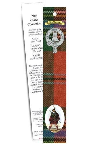 maclean-clan-bookmark