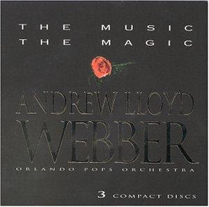 Andrew Lloyd Webber - The Music, The Magic - Zortam Music