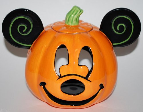 Mickey Mouse Halloween Candle Holders
