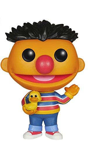 Funko POP TV: Sesame Street Ernie Action Figure - Funko Pop TV