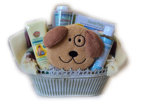 Peaceful Baby Gift Basket