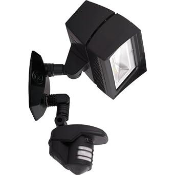 rab 18 watt led flood light with sensor kit 360 detection 5000k. Black Bedroom Furniture Sets. Home Design Ideas