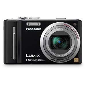 Panasonic  14.1 MP Digital Camera Lumix DMC-FH20 for compare