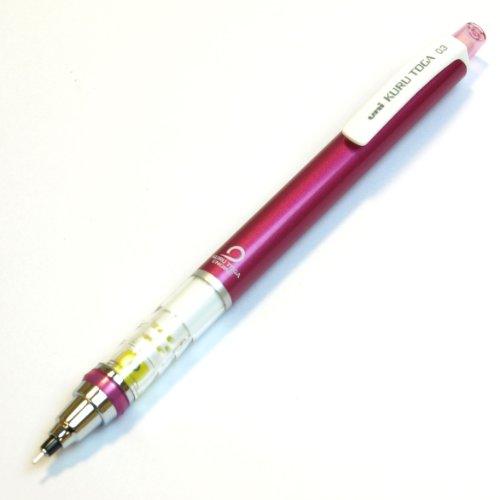 シャープペン「クルトガ」0.3mm【ピンク】 M3-450 1P.13