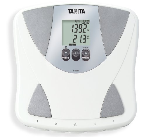 Cheap Tanita BF-683W Body Fat/Body Water Feature, White (BF683)