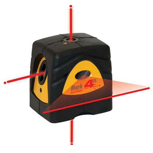 David White Mark 4 PL - Five Beam Self-Leveling Laser Level