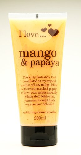 I love シャワースムージー mango-0 - papaya 200 ml