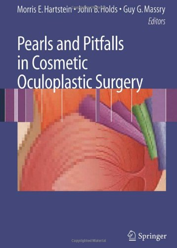 Pearls and Pitfalls in Cosmetic Oculoplastic Surgery PDF