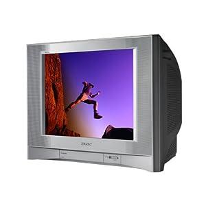 sony kv 24fs120 24 inch fd trinitron wega crt tv. Black Bedroom Furniture Sets. Home Design Ideas