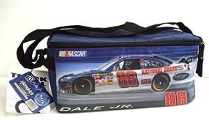 NASCAR Dale Jr #88 National Guard 10-Can Cooler Bag- Blue 12Pcs Pack by A.D. Sutton