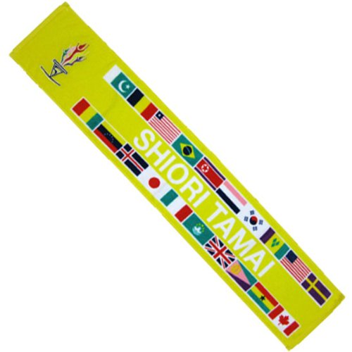 ももいろクローバーZ公式グッズ Summer Dive2013 世界が見守る推しメン刺繍マフラータオル 【玉井詩織】