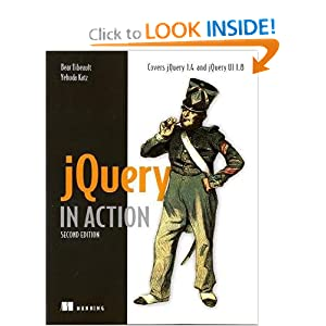 jQuery Books You Must Read | jQuery By Example