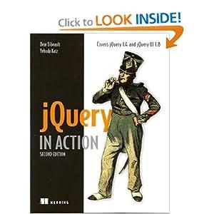 jQuery in Action Bear Bibeault, John Resig, Yehuda Katz